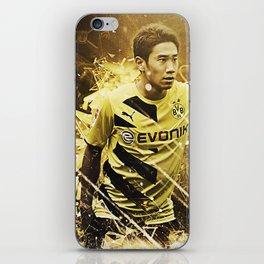 Kagawa  iPhone Skin