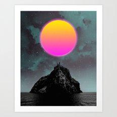 Xoc Art Print