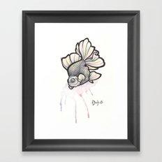 Ryukin 03 Framed Art Print