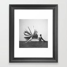 Detonate Framed Art Print