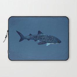 "FINconceivable Still ""Whale Shark"" Laptop Sleeve"