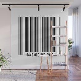 Barcode #1 Wall Mural