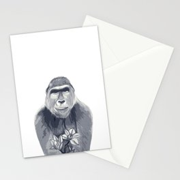 Friendly Ape Stationery Cards