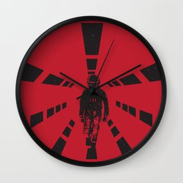 2001 Wall Clock