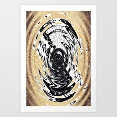 Natural Bass Art Print