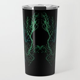 Techno Tree Travel Mug