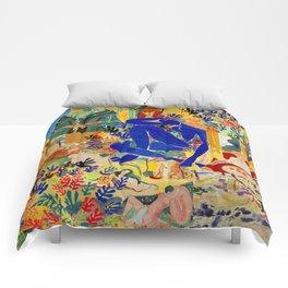 Matisse el Henri Comforters
