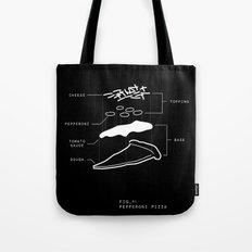 Fig 1 BLK Tote Bag