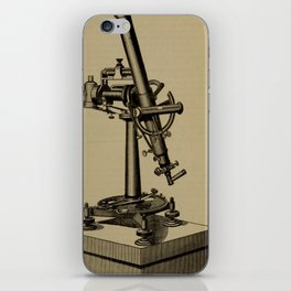 Astronomy for High Schools and Colleges (1881) - Fig. 39 - The Zenith Telescope iPhone Skin