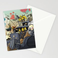 Road Warriors Stationery Cards