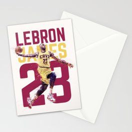 James The King Cavaliers Stationery Cards