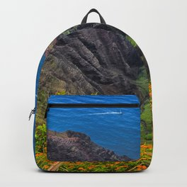 Na Pali Coast Awaawapuhi Valley Backpack