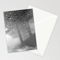 rain and fog Stationery Cards