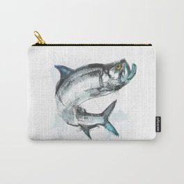 Tarpon Fish Carry-All Pouch