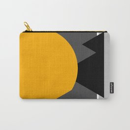 sun over Pyramides Carry-All Pouch