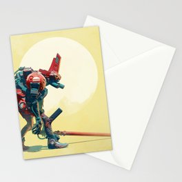 GIANTBOT#2 Stationery Cards