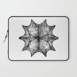 The Calabi-Yau Manifold - White Laptop Sleeve