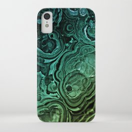 MALACHITE GREEN iPhone Case