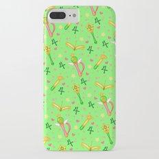 Sailor Jupiter Pattern / Sailor Moon Slim Case iPhone 7 Plus
