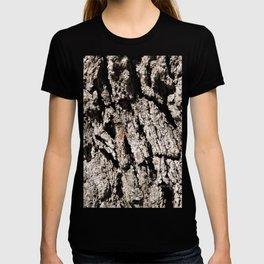 TEXTURES: Englemann Oak Bark T-shirt