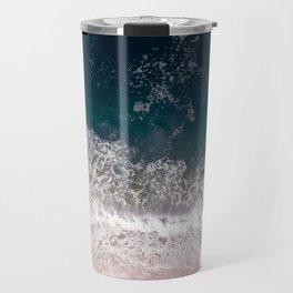 Sands of Pearly Pink Travel Mug