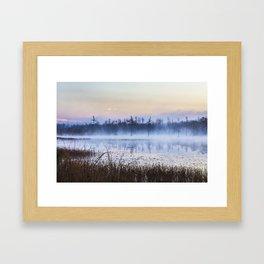 Adams Mill Pond 43 Framed Art Print