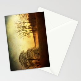 Autumn fever Stationery Cards