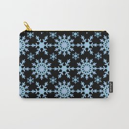 Let it Snow Mix 1 Midnight Version Carry-All Pouch