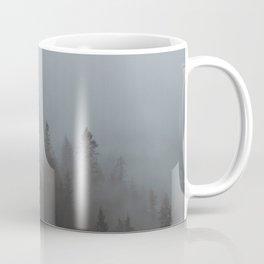 Foggy Trees Coffee Mug