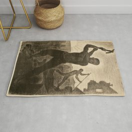 The Demolishers Rug