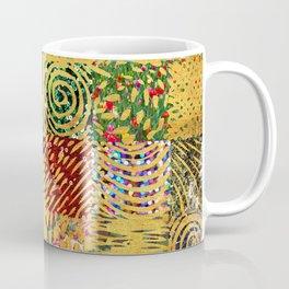 tribal gold Coffee Mug