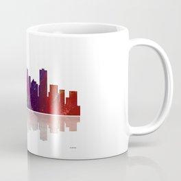 Skyline Edmonton 1 Coffee Mug