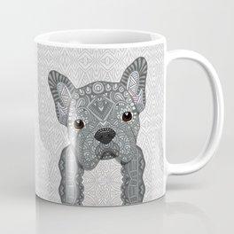 Gray Frenchie 001 Coffee Mug