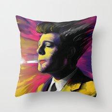 Marcello Mastroianni Throw Pillow
