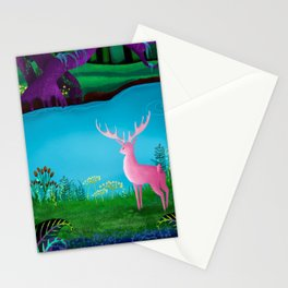 The Silent Deep Stream of Greendown Glenn Stationery Cards