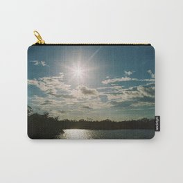 Sunset Florida Everglades Carry-All Pouch