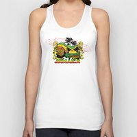 jamaica Tank Tops featuring Jamaica by Tshirt-Factory