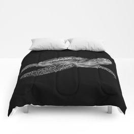Sea Turtle 2 Comforters