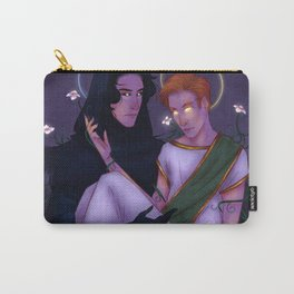 What is Light Without Darkness? Carry-All Pouch