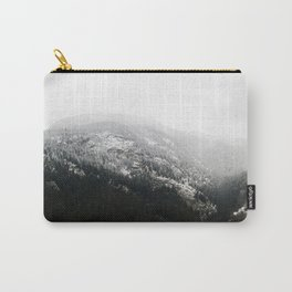 Swiss Alps - v1 Carry-All Pouch