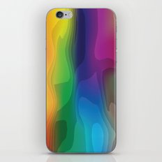 Psychedelic Land iPhone & iPod Skin