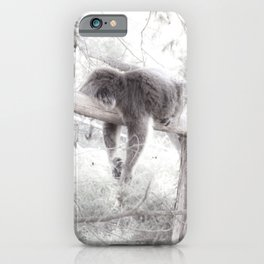Just keep calm and koala on iPhone Case