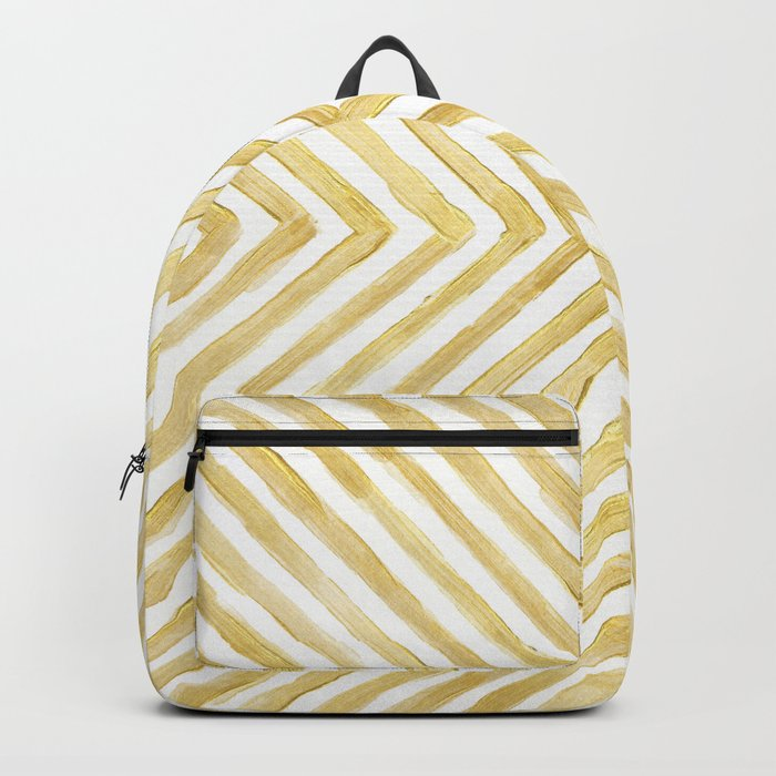Gilded Bars Backpack