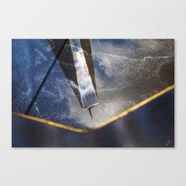 Reflexion 2 Canvas Print