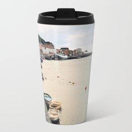 Whitby Row Boats Travel Mug
