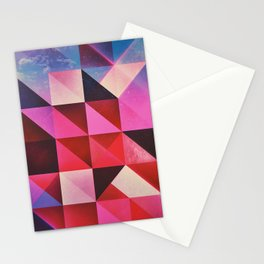 hyppy byrthdyy Stationery Cards
