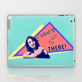 """I want to go to there!"" (30 Rock) Laptop & iPad Skin"