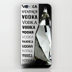 Bottle of Vodka iPhone & iPod Skin