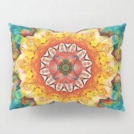 Mandalas from the Heart of Surrender 4 Pillow Sham