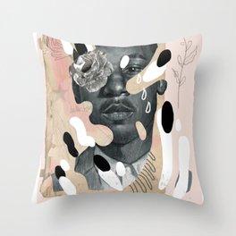 Leon Bridges Throw Pillow